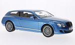 BENTLEY Continental Flying star by Touring, metallic-Bl