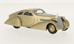 ROLLS ROYCE Phantom I Jonckheere Coupe aerodynamic Coupe, gold, RHD