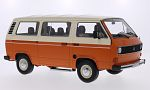 VW T3 Bus, orange/beige