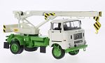 IFA W50 ADK70 , white/green