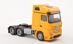 MERCEDES Actros 2 Bigspace/Aerop., dark-yellow, Solo-towing vehicle, 3-achsig , dark yellow