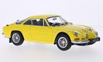 ALPINE RENAULT A110 1600S, yellow