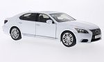 LEXUS LS600hL, metallic-white