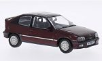 VAUXHALL Astra Mk2 GTE 16V Champion, metallic-dark red, RHD