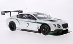 BENTLEY Continental GT3, No.7, Goodwood festival of Speed
