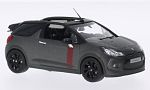 CITROEN DS3 Convertible racing, matt-grey