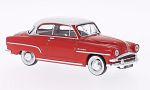 SIMCA Aronde Grand Large, red/white