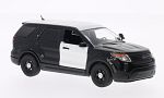 FORD Police Interceptor Utility, black/white