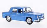 RENAULT R8 Gordini, light blue/white