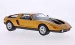MERCEDES C111-II, metallic-orange/matt-black