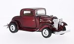 FORD Coupe, metallic-dark red