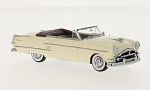 PACKARD Pacific Convertible, beige/dark red
