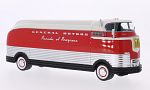 GM Futurliner, red/white