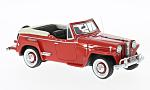 WILLYS Jeepster, red