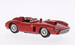 FERRARI 290 MM Prova, red