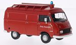 HANOMAG F25 box wagon, volunteers fire brigade