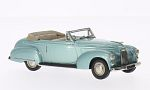 HUMBER super Snipe, Tickford Bodied D.H.C., metallic-light green