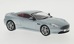 ASTON MARTIN DB9 Coupe, metallic-light blue, RHD