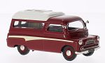 BEDFORD Dormobile Romany-Deluxe, dark red/light beige