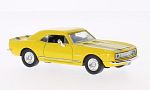 CHEVROLET Camaro Zueblin-28 , yellow