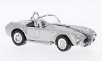 SHELBY Cobra 427 Southern/C with black stripes, silver