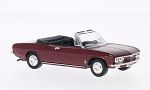 CHEVROLET Corvair Monza, dark red