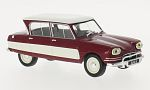 CITROEN Ami 6, dark red/white