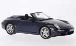 PORSCHE 911 (997) Carrera S Convertible, metallic-dark blue