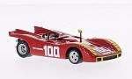 ABARTH 2000 SP, No.100, Enna