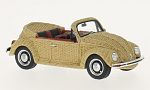 VW Käfer Convertible, beige