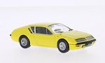 ALPINE RENAULT A310 1600, yellow