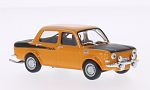 SIMCA Rallye 2, orange/matt-black