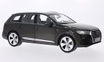 AUDI Q7, metallic-dark brown