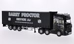 MERCEDES Actros (MP4), RHD, Barry Proctor