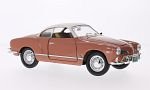 VW Karmann Ghia, light brown/white