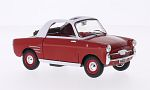 AUTOBIANCHI Bianchina Transformabile, red/white