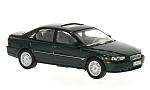 VOLVO S80, metallic-dark green