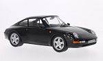 PORSCHE 911 (993) Carrera , metallic-black