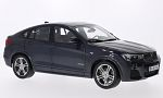 BMW X4 (F26), metallic-dark grey