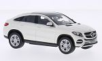 MERCEDES GLE Coupe (C292), white