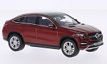MERCEDES GLE Coupe (C292), metallic-red