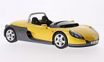 RENAULT sport Spider, metallic-yellow/metallic-grey