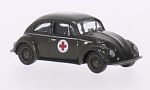 VW Käfer, red cross