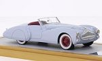 TALBOT LAGO T150 Roadster Saoutchik, light blue, RHD