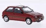 FORD Fiesta RS Turbo MKIII, red