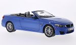 BMW M4 Convertible, metallic-Bl