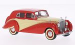 BENTLEY MK VI Harold Radford Countryman salon, red/light beige, RHD
