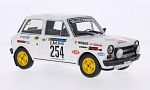 AUTOBIANCHI A112 Abarth, No.254, VS Corse, Rally Valli Piacente