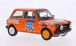 AUTOBIANCHI A112 Abarth, No.205, VS Corse, Contisar, Rally Colline di Romagna