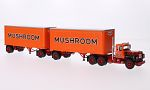 MACK wheels Model, Mushroom Transportation